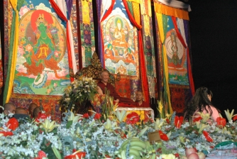 Grand Shower of Blessings, conducted by H.E. Dagyab Rinpoche on 22-24 Jun 2007.