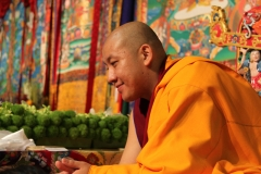 Wisdom & Bodhichitta Grand Puja 2013, conducted by H.E. Zong Rinpoche on 24-25 Aug 2013.