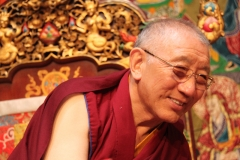 Wish-Fulfilling Grand Puja, conducted by H.E. Dagyab Rinpoche on 18-20 Feb 2011.